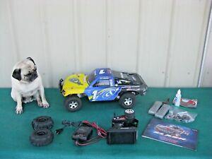 Traxxas Slash Model 5803 RC Car Accessories Included