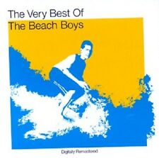 "THE BEACH BOYS ""THE VERY BEST OF THE BEACH BOYS"" CD NEW"