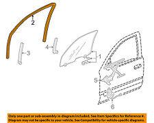 HONDA OEM 98-01 CR-V Front Door-Run Channel Left 72275S10013