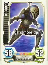 Bo-Katan  #101 - Force Attax Serie 3
