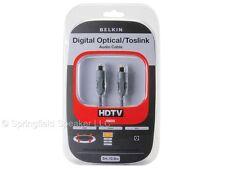 Belkin Digital Toslink Optical Audio Cable 3 ft.