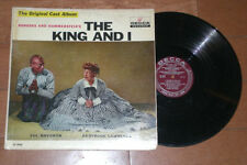 DL9008 Record Album The King and I Original Soundtrack Yul Brynner Decca
