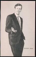 DANDY DAN Vintage Black & White Artvue Postcard Old PC