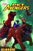 PET AVENGERS CLASSIC MARVEL SC GN TPB SQUIRREL GIRL ++ ALL AGES ANIMAL TALES NEW