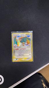 Charizard 4/100 Holo Rare Ex Crystal Guardians Pokemon Card Delta Species