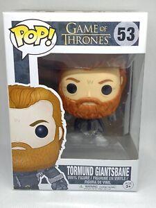 Game of Thrones - Tormund Giantsbane Pop! Vinyl Figure #53