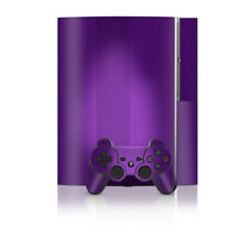 Sony PS3 Console Skin - Purple Burst - DecalGirl Decal