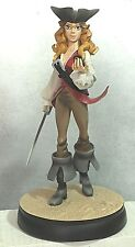 Disney Pirates Of The Caribbean Elizabeth Swann Animated Maquette #0711/1000