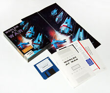 AMIGA -- WORLDS AT WAR - internecine 1991  BOXED  rar COMMODORE disk game, Spiel