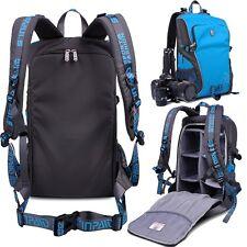 Profession DSLR SLR Camera Bag Backpack Photography Travel Case For Nikon Canon