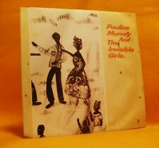 "7"" Single Vinyl Pauline Murray & The Invisible Girls Searching For Heaven 1981"