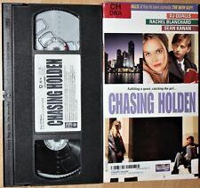 CHASING HOLDEN (vhs) DJ Qualls, Rachel Blanchard, Sean Kanan. Good Cond. Rare NR