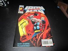IRON MAN #3041ST BRIEF APPEARANCE OF HULKBUSTER ARMOR!!!