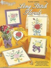 Long Stitch Florals Plastic Canvas Patterns The Needlecraft Shop 993025 Roses