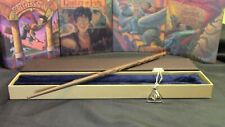 Harry Potter - Hermione Granger Wand w/ Free Deathly Hallow Necklace