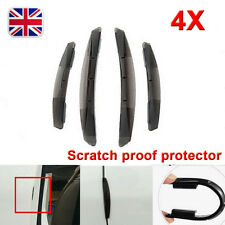 4x Car Accessories Door Edge Guards Strip Decorate Anti-rub Scratch Protectors