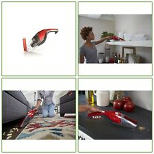 8V Portable Quick Flip Cordless Hand Held Vacuum Cleaner Home Car Cleaning Tool