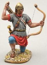 Thomas Gunn Roman Empire Rom020B Archer Kneeling Reloading Bronze Helmet Mib