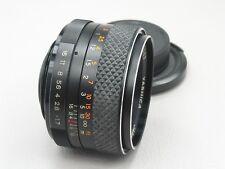Yashica Yashinon DS-M Lens 50mm f/1.7 M42   near MINT 807