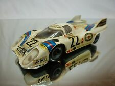 SUPER CHAMPION PORSCHE 917 - MARTINI LENNEP + MARKO - OFF-WHITE 1:43 - GOOD