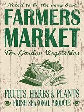 Farmers Market fridge magnet (og)