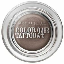 Maybelline Color Tattoo 24hr GEL Cream Eyeshadow Permanent Taupe 40