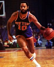 WALT FRAZIER 8X10 PHOTO NEW YORK KNICKS NY BASKETBALL NBA