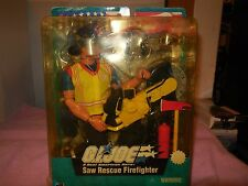 2003 g.i. joe saw rescue firefighter