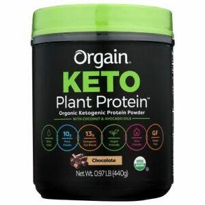 Chocolate Protein Powder 0.97 lbs  by Orgain