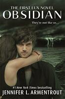 Obsidian (Lux) by L. Armentrout, Jennifer, NEW Book, FREE & Fast Delivery, (Pape
