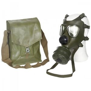 Gas mask MP74 with filter and bag gay interest fetish