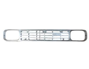 NEW Front Radiator Grille For Mazda B1000 1200 UTE Familia PICK UP Gray