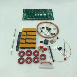 DIY Kit 1.8-50MHz High Power Automatic Antenna Tuner 7x7 ATU-100 Mini by N7DDC