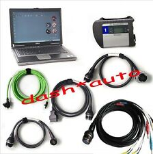 MB Star SD Connect C4 +xentry software 03/2017 + D630 laptop Mercedes Benz