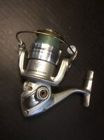 Shakespeare Sigma Spinning Reel 3-B - Missing Crank Handle & Selling For Parts!