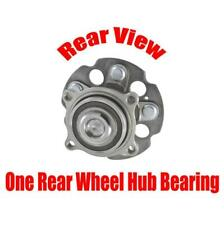 ONE Complete REAR Wheel Bearing and Hub Assembly for Honda Odyssey 2005-2010