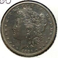 1896-O $1 Morgan Silver Dollar (56437)