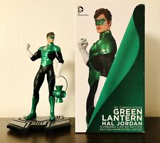 PREOWNED DC COMICS ICONS GREEN LANTERN STATUE HAL JORDAN LIMITED 1039 Of 5200