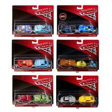 Doppelpack Modelle Auswahl   Disney Cars 3   Cast 1:55 Fahrzeuge Auto   Mattel