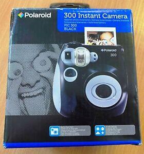 Polaroid 300 Instant Camera Black (May06)