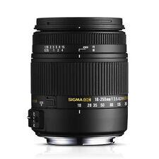 Sigma Nikon F Macro/Close Up DSLR Camera Lenses