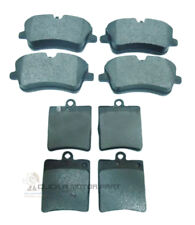 MERCEDES C270 CDi SALOON 2001-2005 FRONT AND REAR BRAKE DISC PADS FULL SET NEW