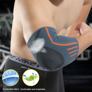 Cycling Elbow Pads Sports Protector Guard Pads Mountain Bike Elbow Brace Support