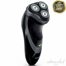 Phillips Mens electric shaver PT764/14 Power touch Rotary blade Black from JAPAN