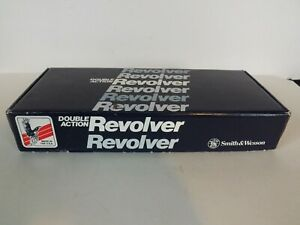 Smith & Wesson Model 649 Double Action Revolver Blue Factory Cardboard Box ONLY