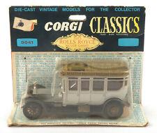Vintage Corgi Classics 9041 Rolls-Royce Silver Ghost 1912 1966-70 * BOXED *