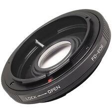 Adattatore Anello per obiettivi Canon FD su EOS EF 7D 550D 650D 600D 1100D DC263