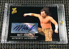 2007 Topps WWE/Action ~ MATT HARDY (ECW/WWF) AUTO/SIGNED CARD!!! AUTHENTIC!!