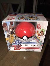Pokemon XY Eevee Eeveelutions & Pikachu 100 Piece Puzzle Greatball Tin (N8)@