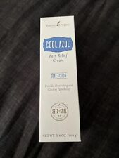 Cool Azul Pain Relief Cream 3.4 oz Young Living  NEW/Sealed